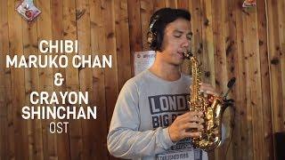 OST Chibi Maruko Chan & Shinchan - Medley (Saxophone cover by Desmond Amos)