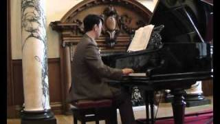 Chopin Nocturne in C Sharp Minor (posthumous) performed by Ben Chan 11/10 on a Bechstein Grand Piano