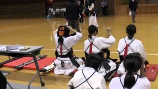 Middle School Kendo Tournament Matsuyama, Japan