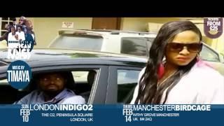 AJEPAKO LOVE - African Kings of Comedy - Valentine 2013 Tkts wwwcokobarcom