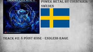 Power Metal by Countries Compilation: Sweden
