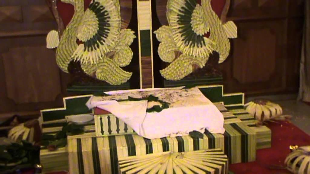 Gokkola Poruwa By Vishvi Weddings Youtube