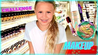 Buy Makeup Blindfolded Makeup Challenge
