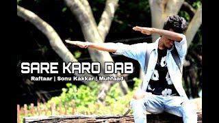 Sare Karo Dab | Zero To Infinity | Raftaar | Choreography By Aarush PoP Tronix | DPhoenix Crew 🇮🇳