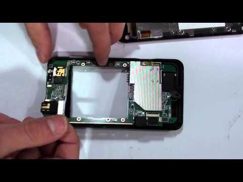 Desmontar Complete Disassembly Motorola Motoluxe HD