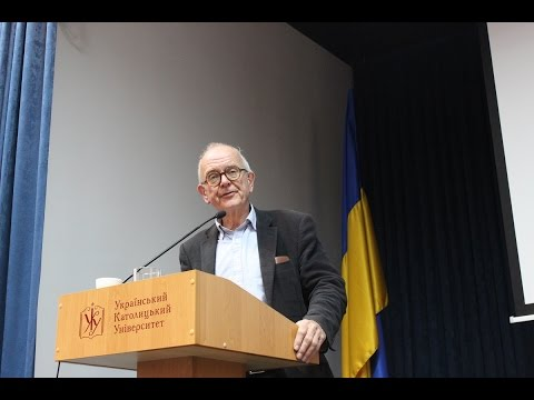 Henry Marsh :: Hubris, Nemesis and Free Press :: Lecture in UCU, Lviv