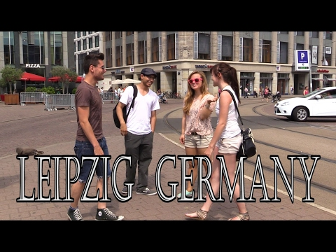 Travel Vlog: Leipzig - Visiting a friend in Germany