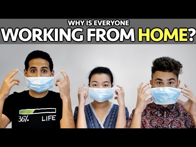 Why Is Everyone Working From Home?