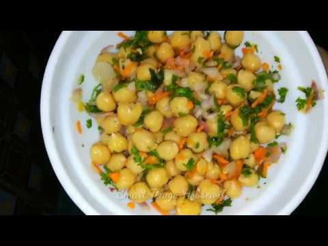 EVENING TIME HOT HOT HEALTHY SNACKS FOR KIDS| PERFECT MONSOON SNACK|SENAGALA CHAT RECIPE IN TELUGU