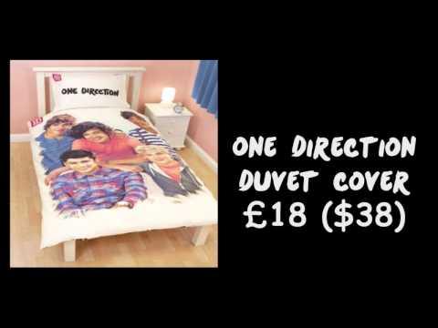 Top Ten One Direction Christmas Gifts #Amazayn #Phenomeniall #Extraordinharry