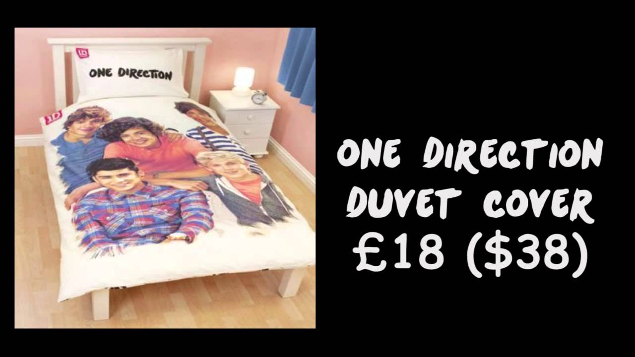 One direction christmas gift ideas
