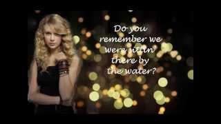 Repeat youtube video Mine-Taylor Swift (Lyrics)