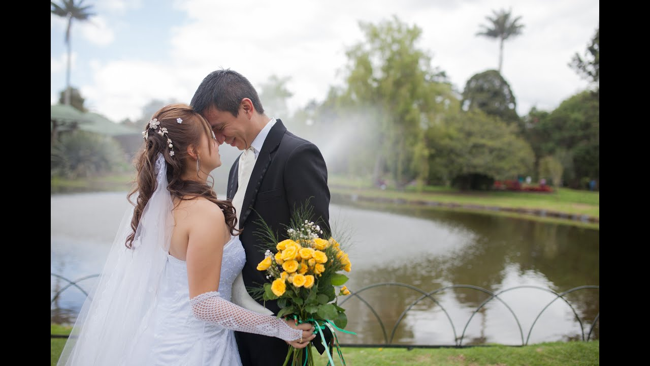 videoclip de matrimonio anglica u pasos jardn botnico bogot