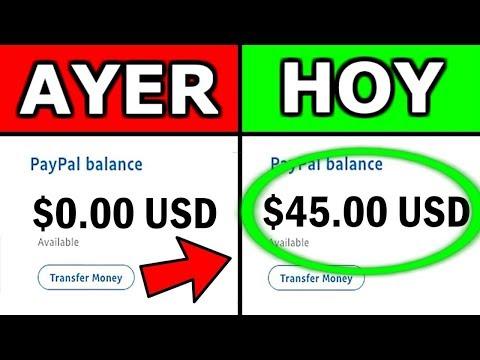 🔥Como GANAR DINERO Extra Sin Invertir (1000 DOLARES Mensuales x Internet En Casa)