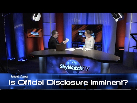 Is Official Disclosure Imminent? | Podesta Wikileaks, Ancient Prophecy, Israel, and More!