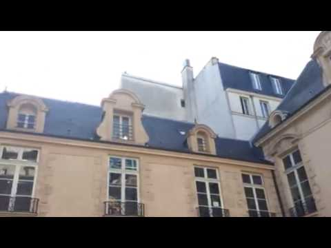 2015 fall trip to Paris - morning at the dance centre marais ballet school