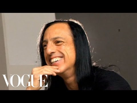 Style.com Interview with Designer Rick Owens