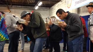 Sauerkraut Eating Contest '13 - Chippewa Falls Oktoberfest
