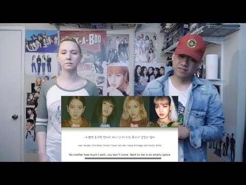 BLACKPINK - Hope Not (아니길) Lyric Video Reaction