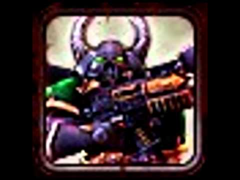 Warhammer 40.000: Dawn of War - Chaos Space Marine quotes
