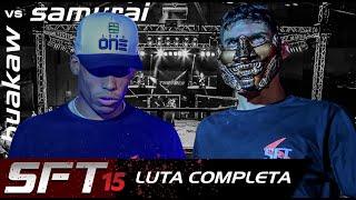SFT 15 - Luta de MMA entre Leonardo Buakaw vs. João Samurai
