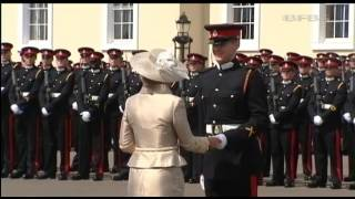 Proudest Day for Sandhurst