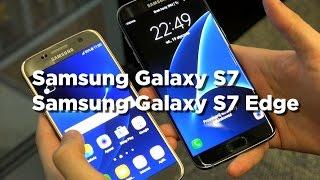 Pierwsze wrażenia (first impression) Samsung Galaxy S7 and S7 Edge