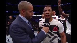 Fight Night Oklahoma City: Lee & Chiesa Octagon Interview