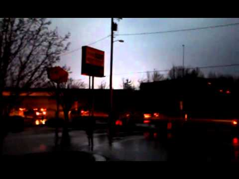 Power outage causes Light show in sky near Annapolis Mall