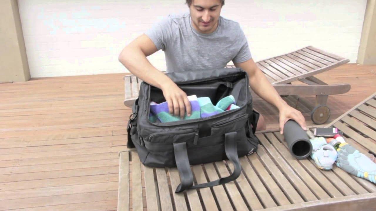 Review Reebok Crossfit Gym Bag