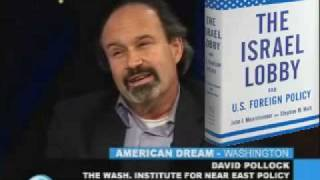 David Pollock & The Washington Institute for Near East Policy