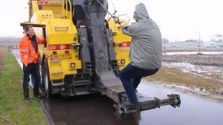 Duur ritje voor Roemeense vrachtwagenchauffeurs