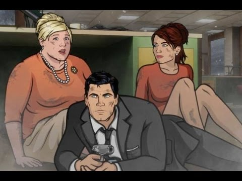 Archer after show season 5 episode 1 white elephant - Archer episodes youtube ...