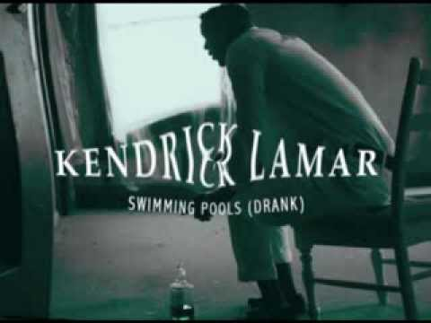 Kendrick Lamar Swimming Pools Drank Clean Funnydog Tv