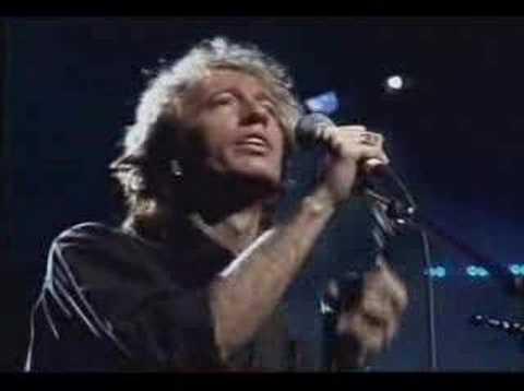 Bee Gees - Juliet Live Melboure 1989
