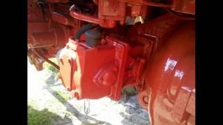 Т 25 установка дозатора и второго насоса нш 10(Трактор Т-25 Установка дозатора и второго вспомагательного гидронасоса Реставрвция трактора., 2016-06-19T08:08:11.000Z)