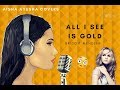 Bridgit Mendler All I see is Gold Cover by AishaAyesha
