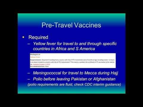 2016: Hot Topics in the Hot Tropics: Cases in Travel Medicine