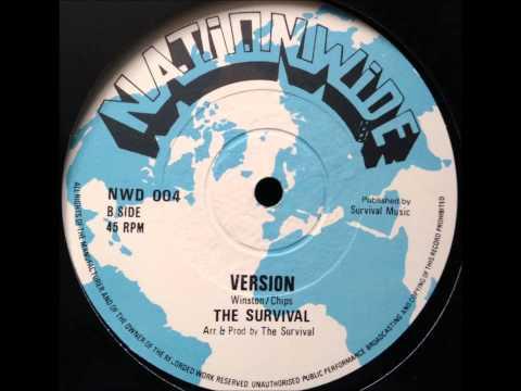 The Survivors - Jah Throne
