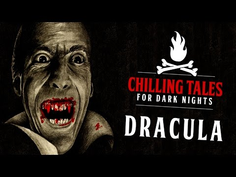 DRACULA – Bram Stoker | Chilling Tales for Dark Nights (radio theater audio book)