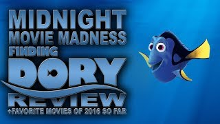 Midnight Movie Madness | Finding Dory Review