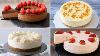 4 Easy No-Bake Cheesecake Recipes