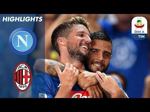 Napoli 3-2 Milan | L'incredibile rimontadel Napoli! | Serie A