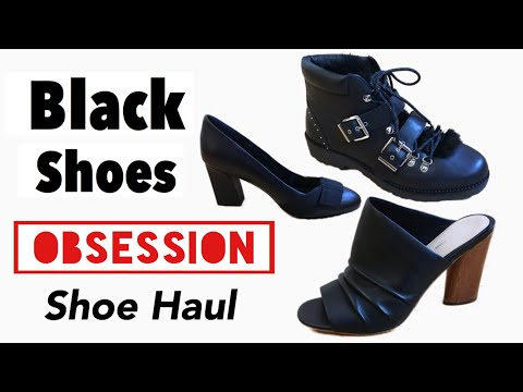 Black Shoes Obsession | Fashion FOCUS