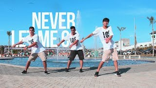 Alok Bruno Martini Zeeba Never Let Me Go Choreography By Jhony
