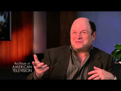 Jason Alexander discusses the character 'George Costanza'- EMMYTVLEGENDS.ORG