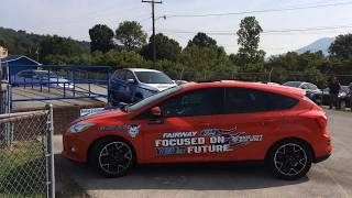 Gate City students who meet attendance goals entered to win new car