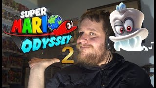 Super Mario Odyssey - Part 2 - Desert Land