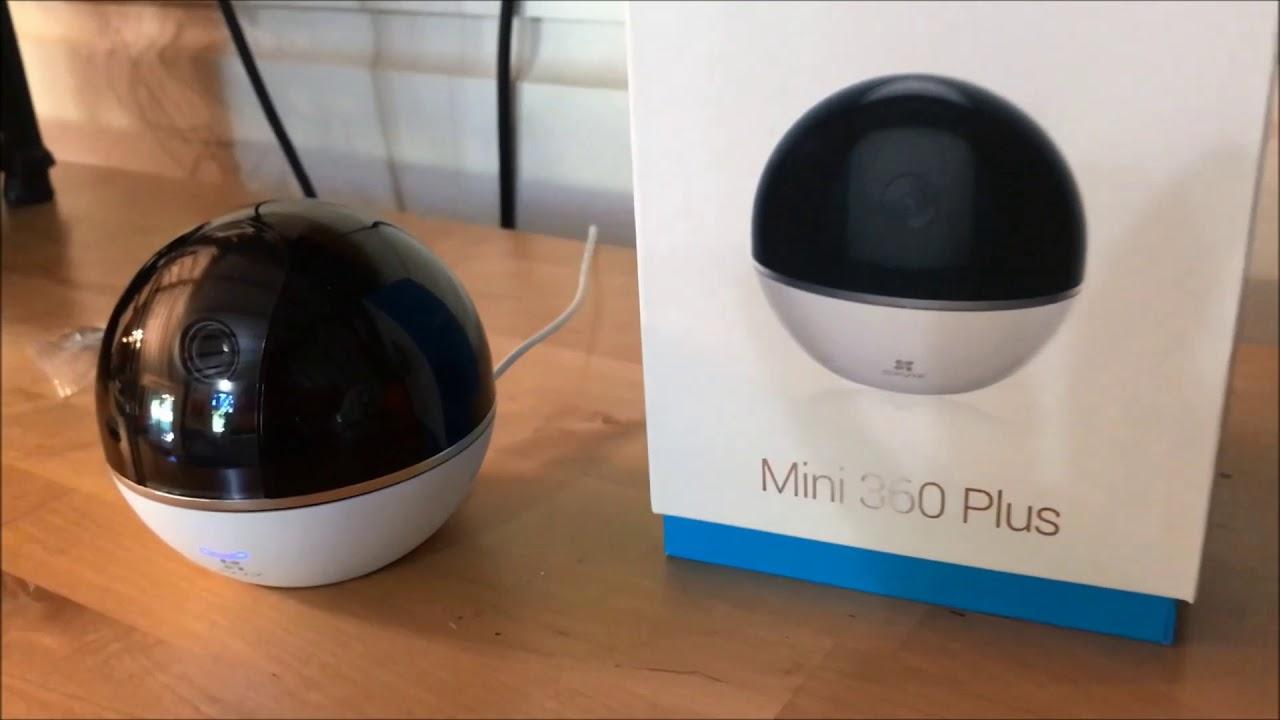 EZVIZ Mini 360 Plus Wi-Fi camera review | Best Buy Blog
