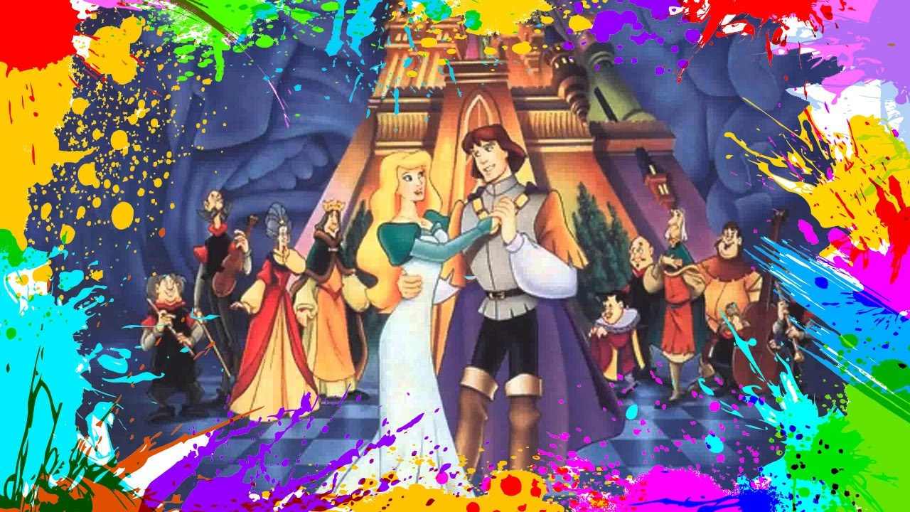 Swan Princess 25th Anniversary + Coloring Pages - Create. Play ... | 720x1280